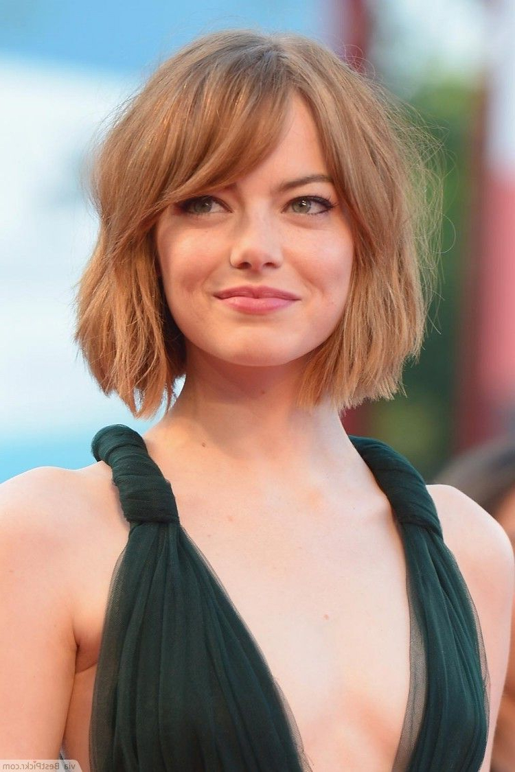 Current Classic Bob Hairstyles With Side Part For Pin On Female Hairstyles (View 18 of 20)