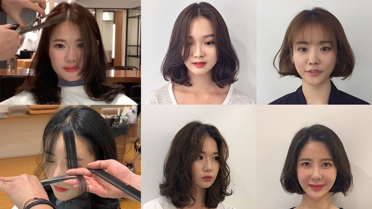 Current Wispy Bangs Asian Hairstyles For Easy Cute Korean Haircuts 2019 🌼 How To Cut Bangs 🌷 Hair Beauty Styles (View 9 of 20)