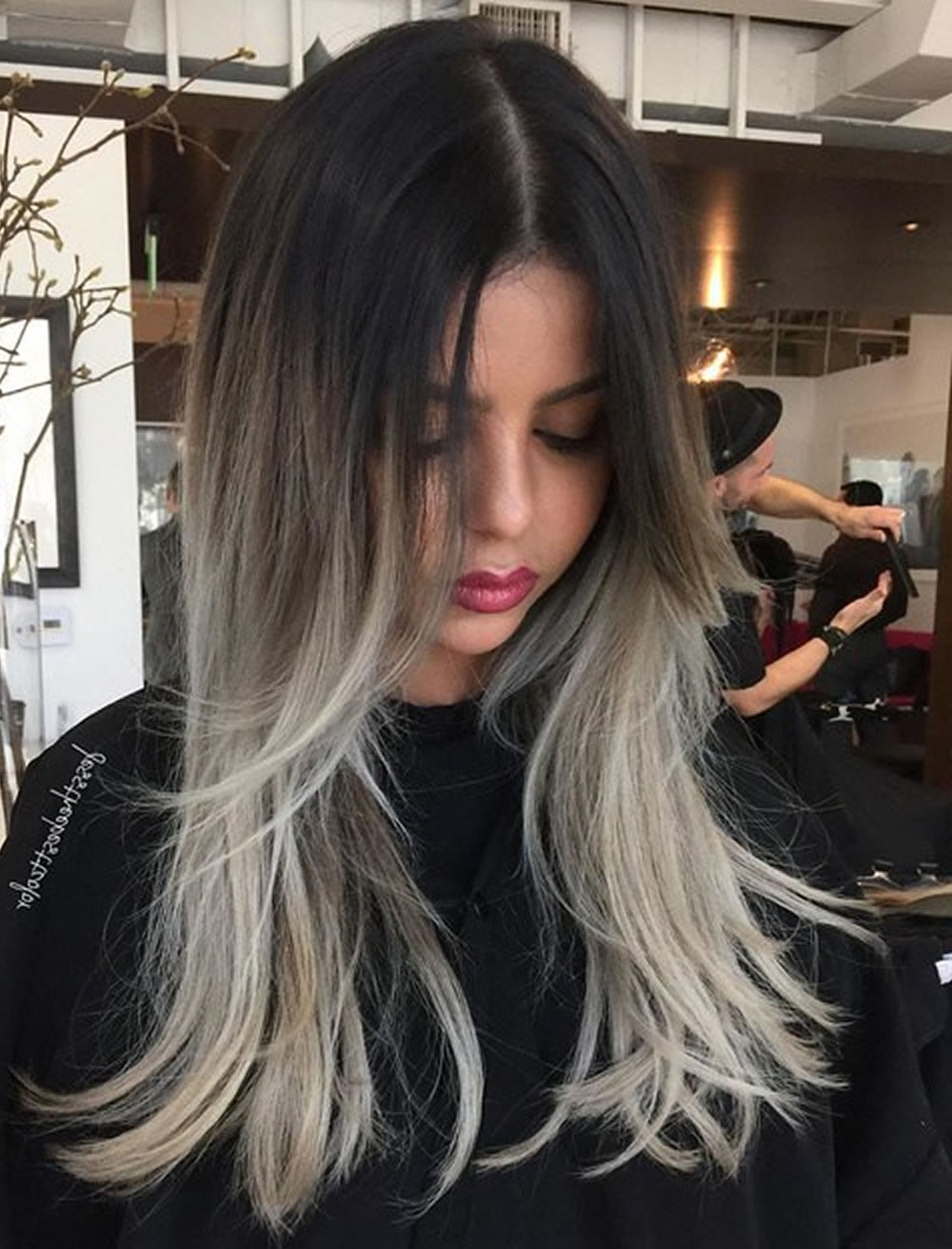 Dark Brown To Ash Blonde Ombre Hairstyles – Hairstyles Inside Most Recently Released Ash Bronde Ombre Hairstyles (View 12 of 20)