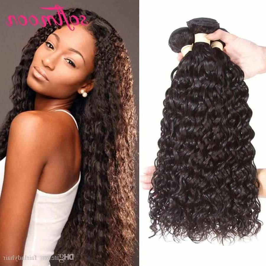 Enthralling Best Of Loose Wave Crochet Hair » Accentshelties In Widely Used Simple Loose Black Waves Hairstyles (View 8 of 20)
