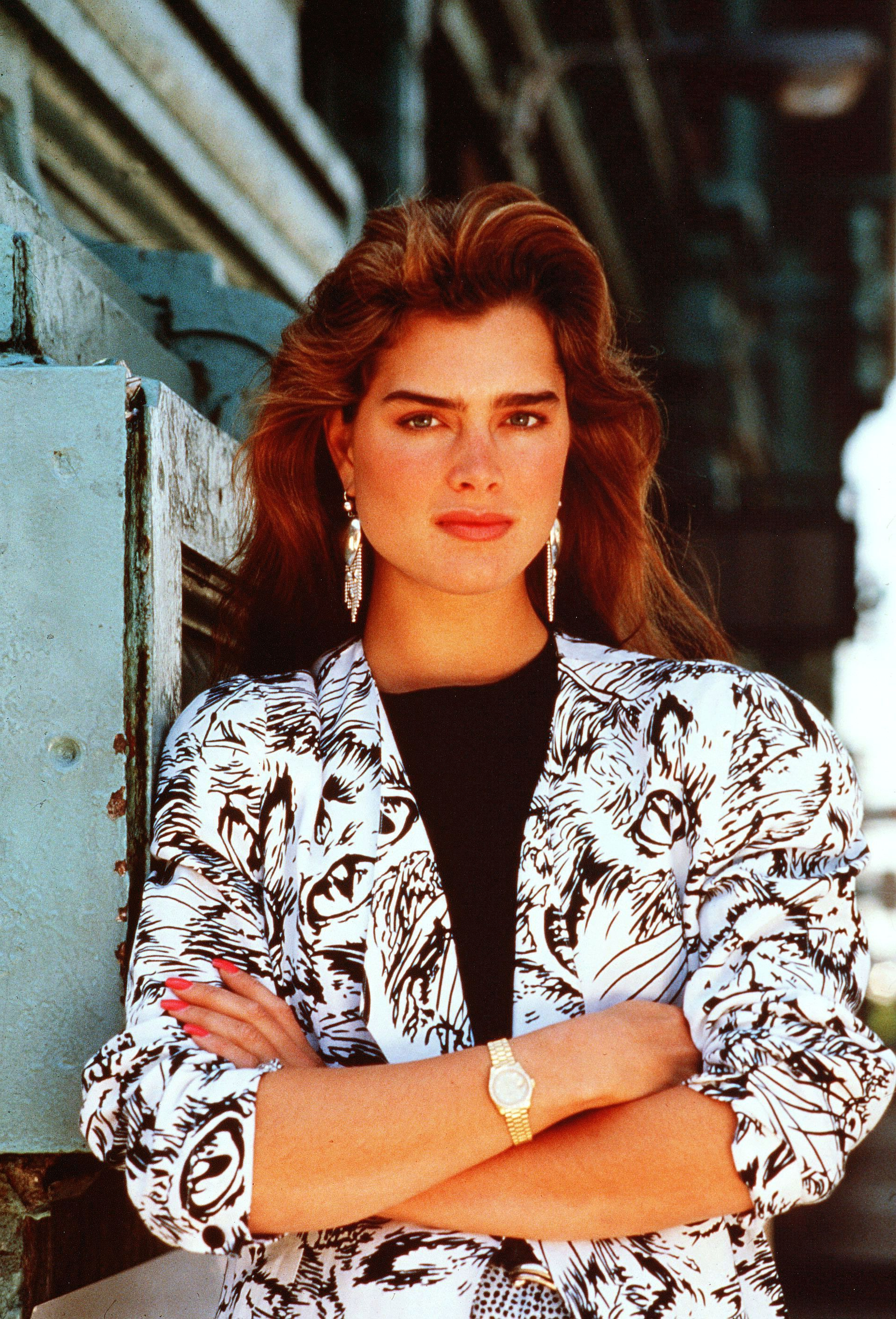 Famous Retro Side Hairdos With Texture Regarding 23 Epic 1980S Hairstyles Making A Huge Come Back (View 10 of 20)