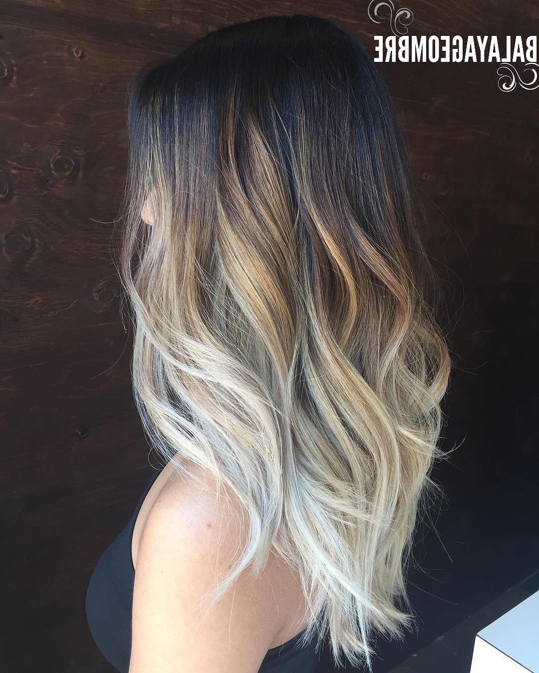 Favorite Long Waves Hairstyles With Subtle Highlights Pertaining To 10 Gorgeous Long Wavy Perm Hairstyles, Long Hair Styles (View 17 of 20)