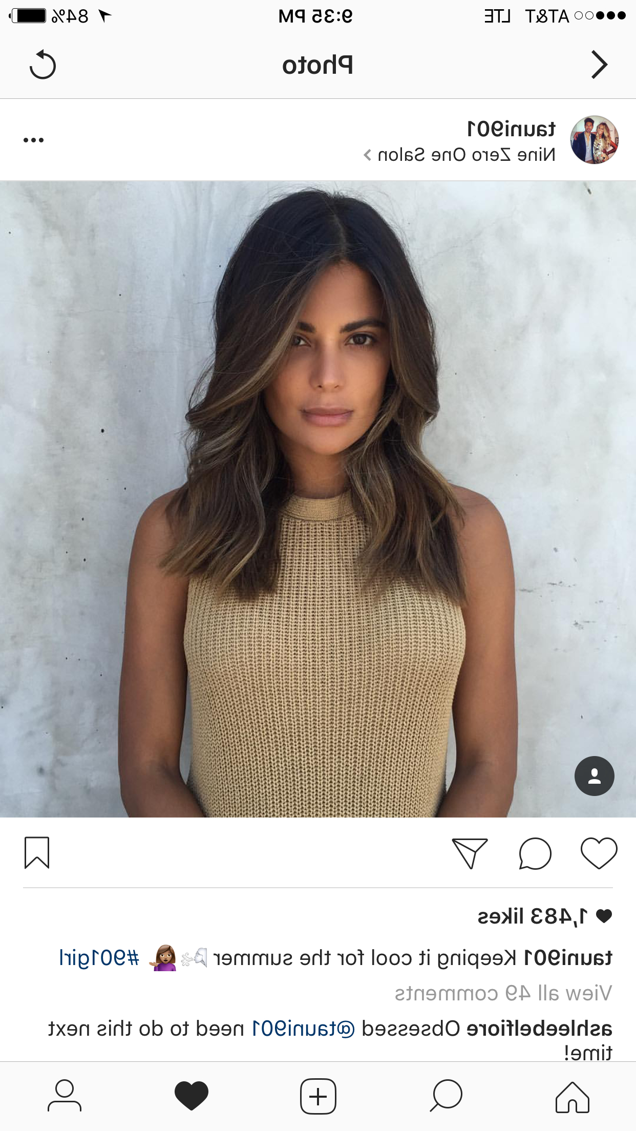 Hair Color, Hair Pertaining To 2020 Wavy Lob Hairstyles With Face Framing Highlights (View 14 of 20)