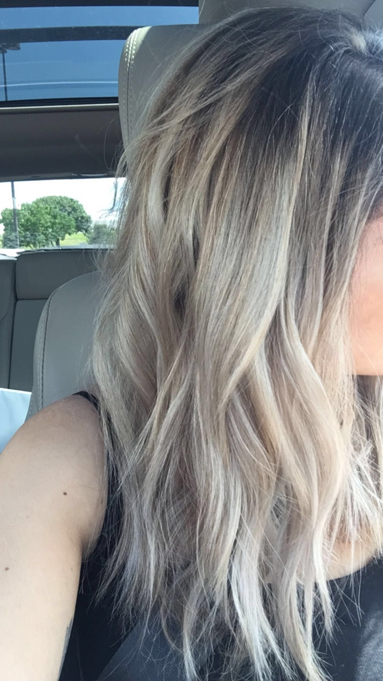 Hairstyles : Dark Ash Blonde To Light Blonde Ombre Excellent Pertaining To Best And Newest Ash Bronde Ombre Hairstyles (View 9 of 20)