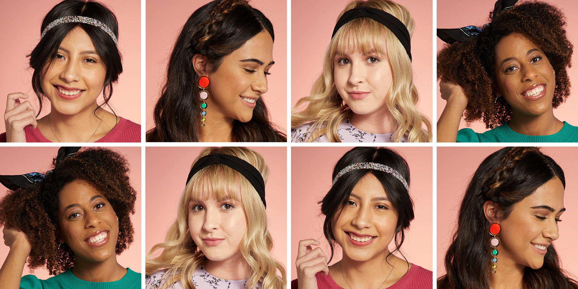 How To Wear A Headband – Cute Headband Styles For Adults Throughout Preferred Hairstyles With Fringes, End Curls And Headband (View 15 of 20)