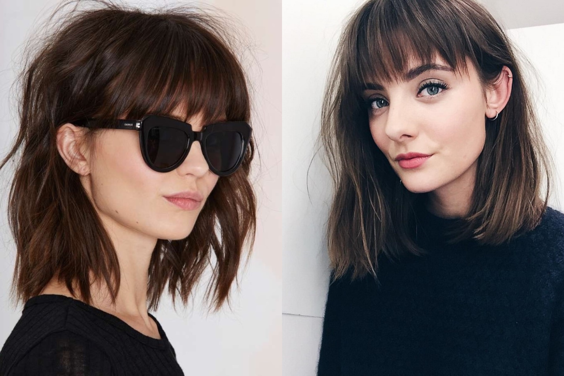 Latest Ragged Bangs 2018 For Women's Hairstyles Pertaining To Trendy Ragged Bob Asian Hairstyles (View 11 of 20)