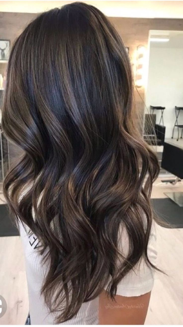Featured Photo of Long Waves Hairstyles With Subtle Highlights