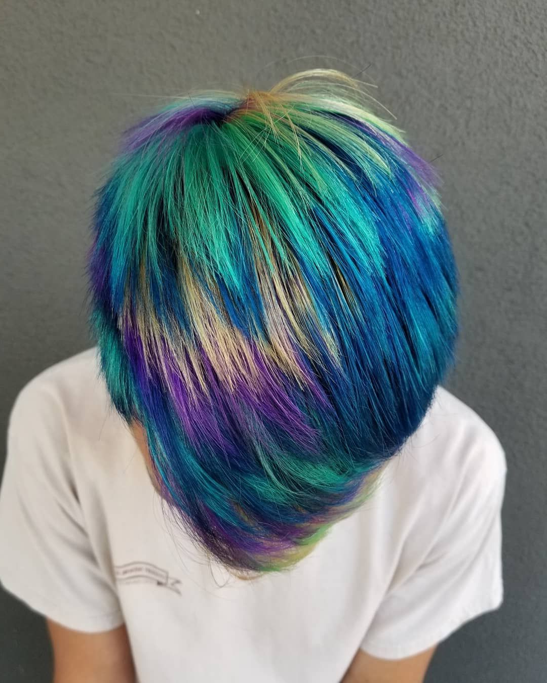 Men's Hair, Haircuts, Fade Haircuts, Short, Medium, Long For Preferred Turquoise Side Parted Mohawk Hairstyles (View 12 of 20)