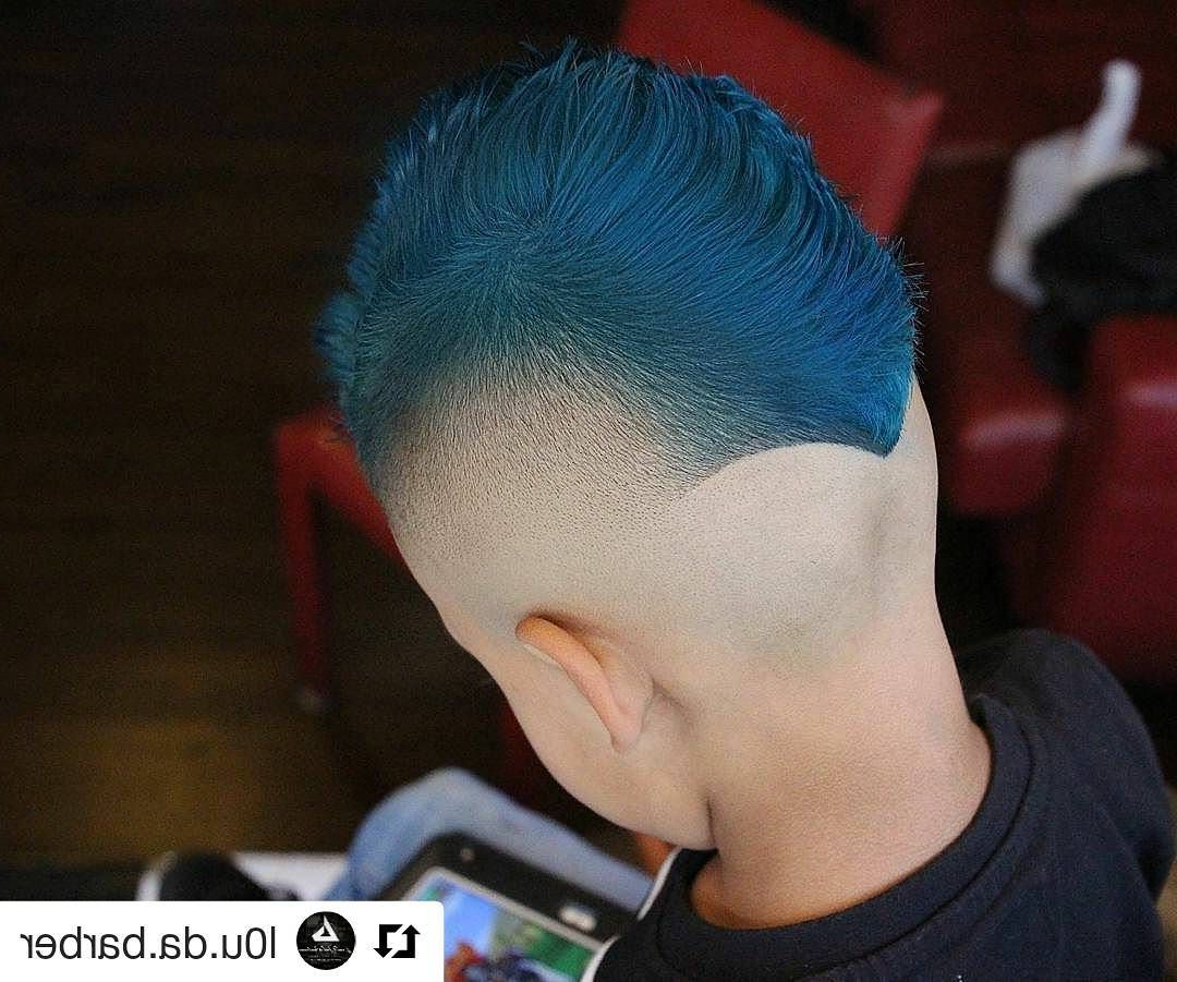 Men's Hair, Haircuts, Fade Haircuts, Short, Medium, Long With Well Known Turquoise Side Parted Mohawk Hairstyles (View 14 of 20)