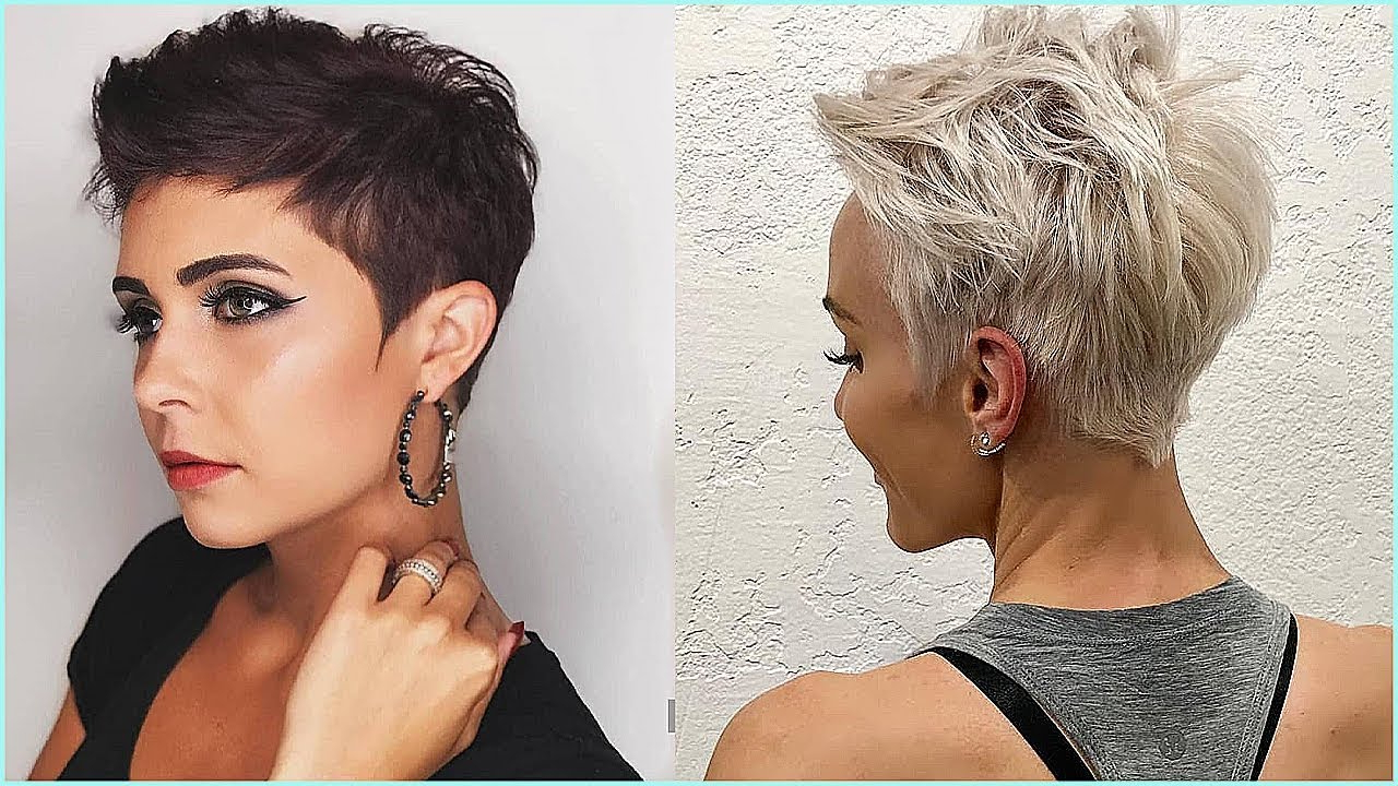 Most Current Messy Pixie Asian Hairstyles Intended For #nothingbutpixies 😍 12 Beautiful Pixie Haircuts For Women (View 8 of 20)