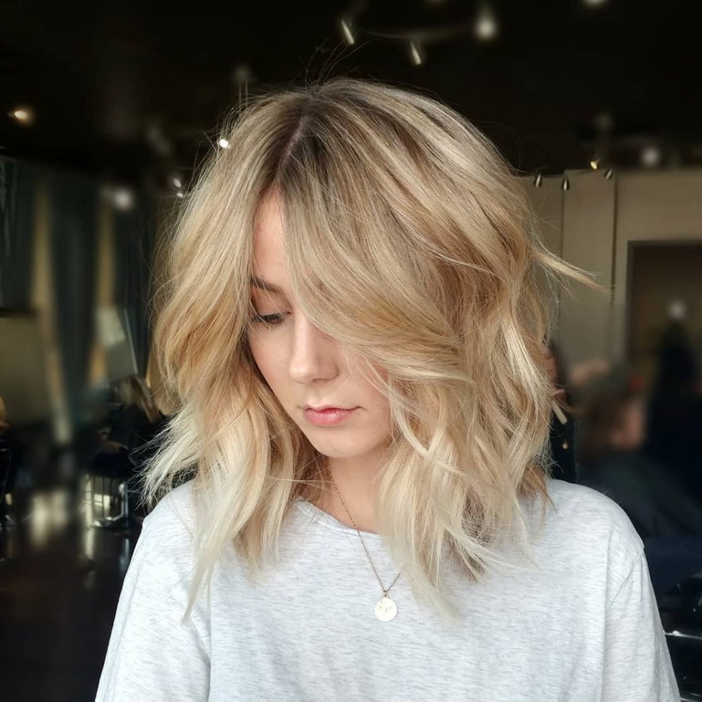 Most Popular Modern Shaggy Asian Hairstyles In 24 Medium Hairstyles For Oval Faces In (View 14 of 20)