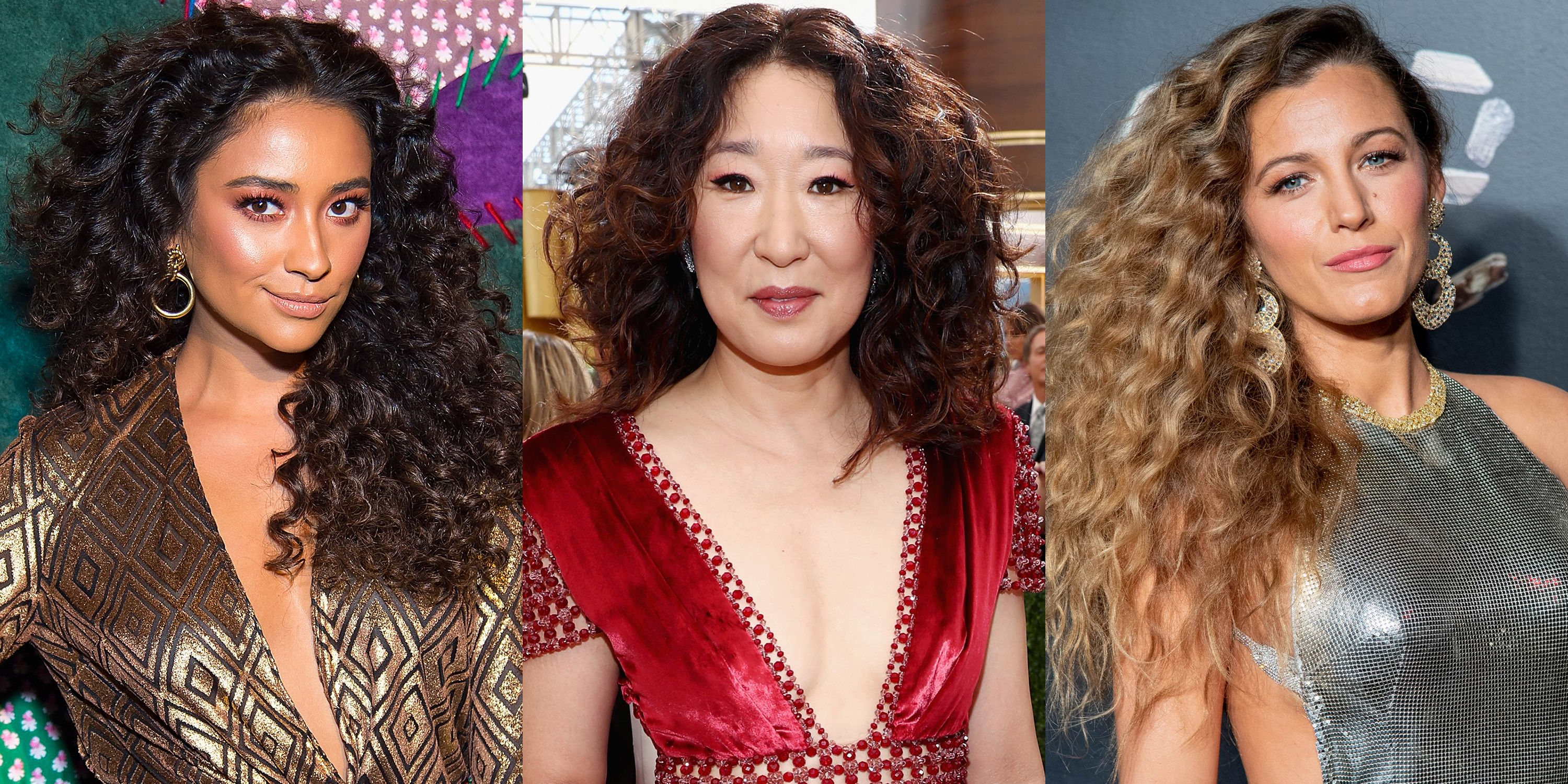 Most Recent Soft Highlighted Curls Hairstyles With Side Part Within 30 Curly Hairstyles And Haircuts We Love – Best Hairstyle (View 14 of 20)