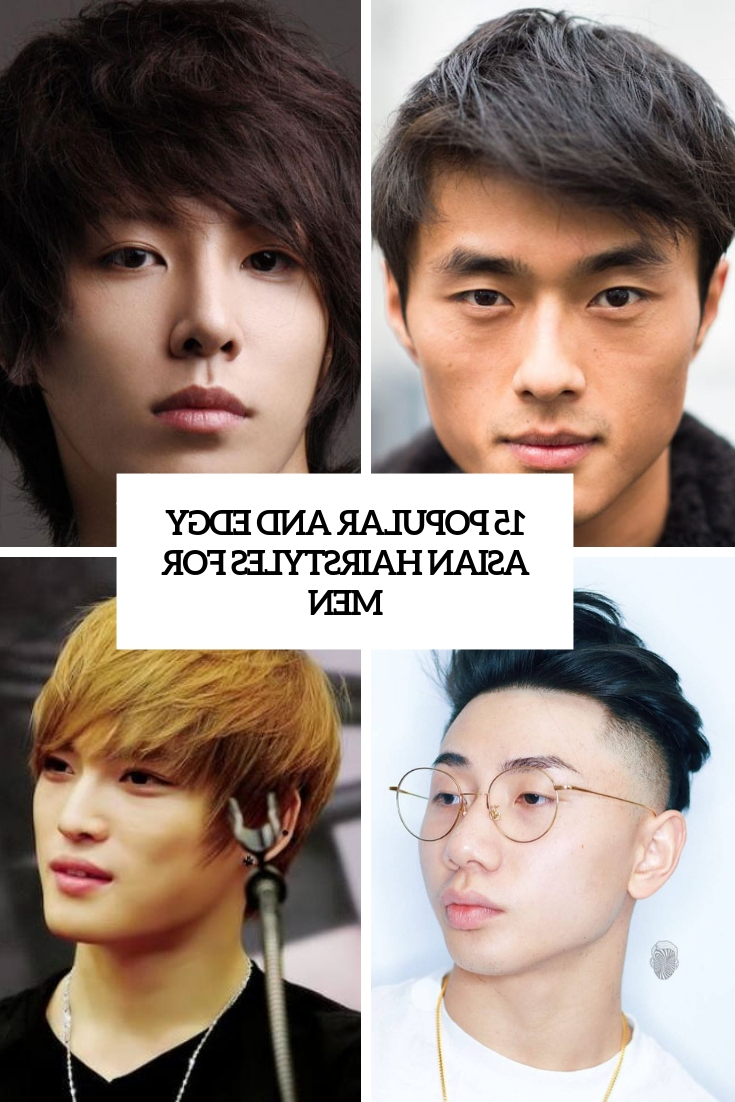 Most Recently Released Eye Covering Bangs Asian Hairstyles Within 15 Popular And Edgy Asian Hairstyles For Men – Styleoholic (View 10 of 20)