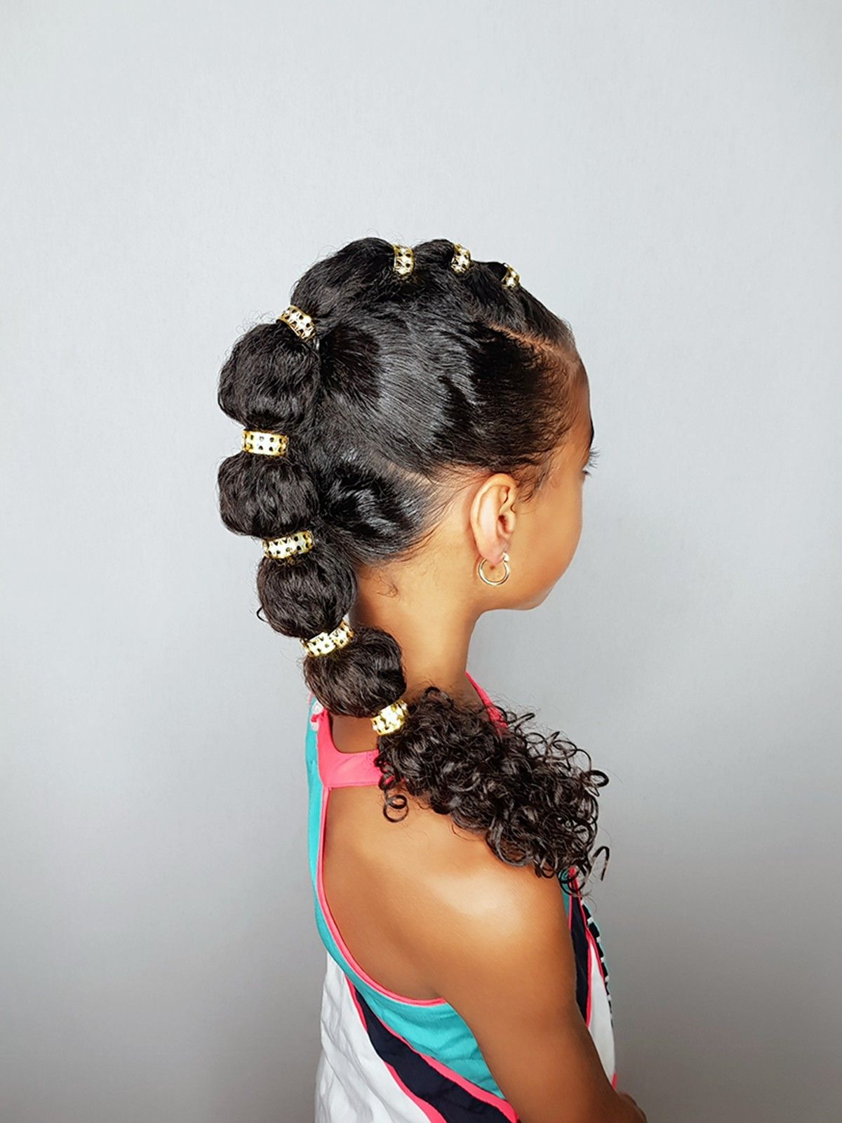 Most Recently Released Luscious Curls Hairstyles With Puffy Crown For Poodlepuff Mohawk Hairstyles For Curly Little Girls (View 8 of 20)