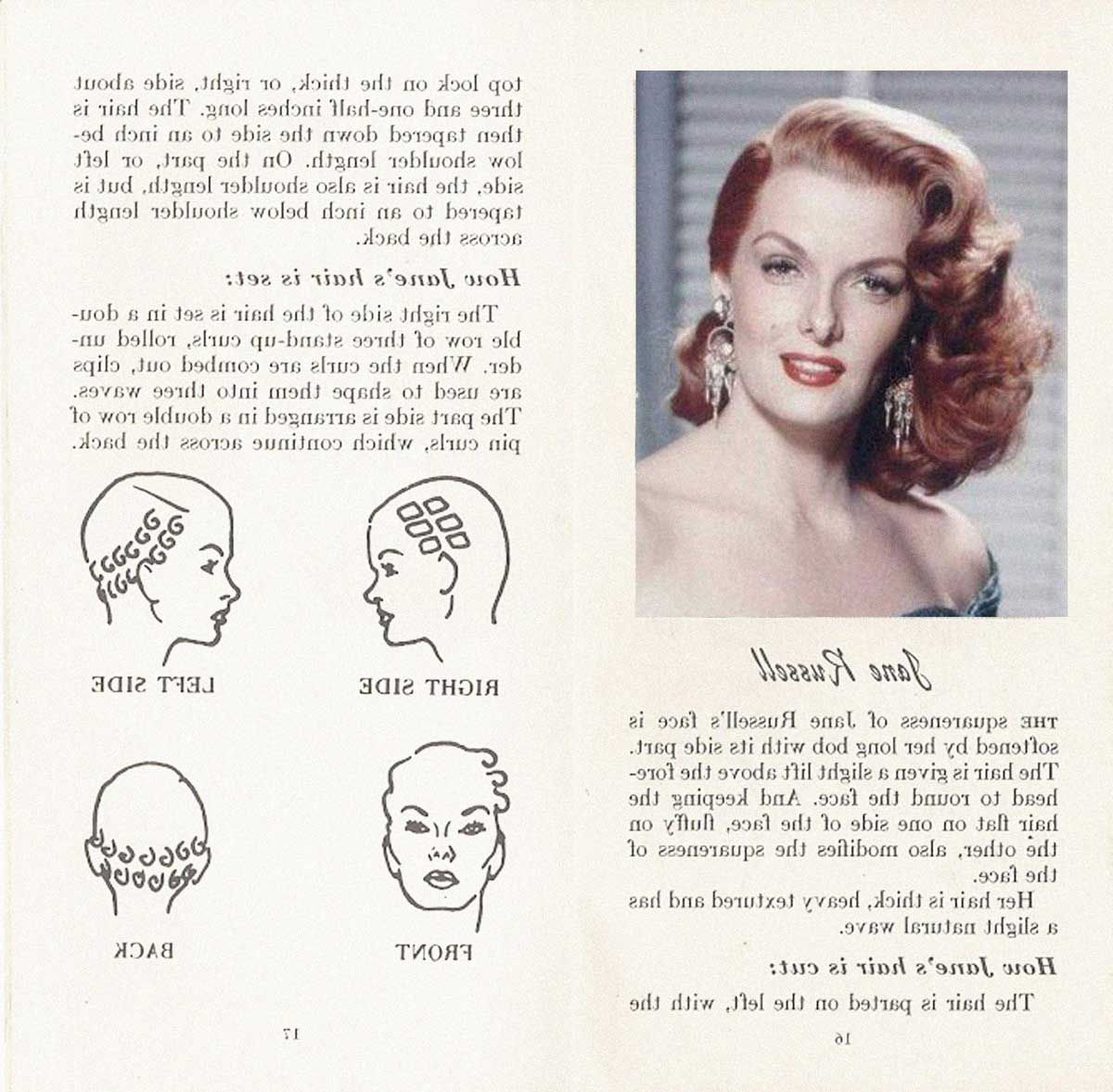 Most Recently Released Retro Side Hairdos With Texture Regarding 10 Hollywood Hairstyles Of The 50S (View 13 of 20)