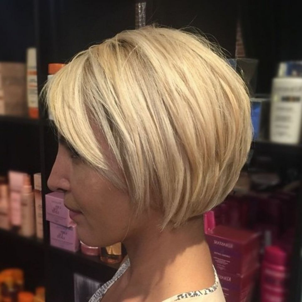 Most Recently Released Smart Short Bob Hairstyles With Choppy Ends With Regard To Hairstyles : 70 Fabulous Choppy Bob Hairstyles Hair Styles (View 14 of 20)
