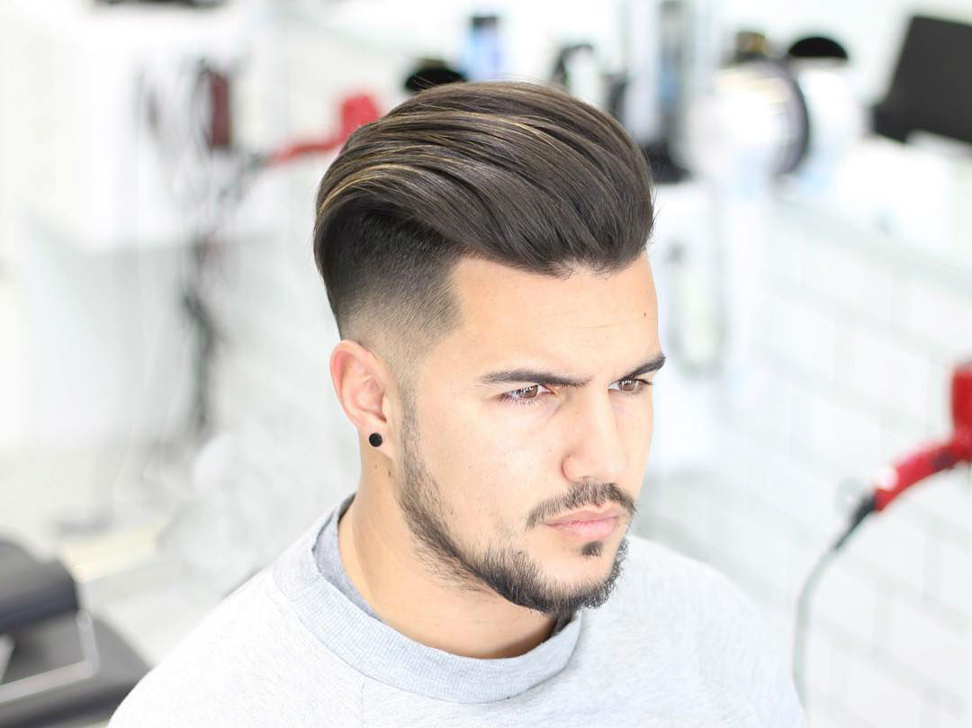 Newest Long Hairstyles With Slicked Back Top For 25 Slicked Back Undercut Ideas – Superb And Stylish Hairstyles (View 17 of 20)