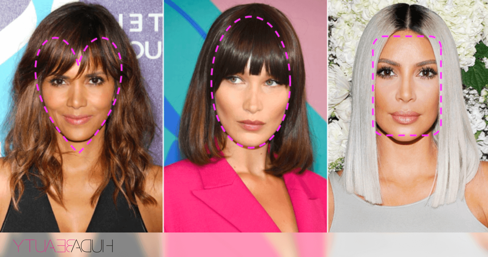 Newest Stylish Updos With Puffy Crown And Bangs Inside The Best Hairstyles To Flatter Your Face Shape (View 17 of 20)