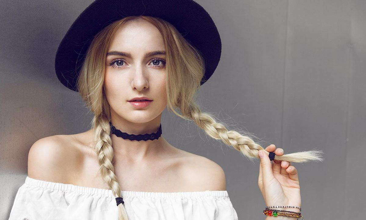 Newest Turned And Twisted Pigtails Hairstyles With Front Fringes Intended For 18 Hairstyles That Prove Pigtails Aren't Just For Kids – More (View 12 of 20)