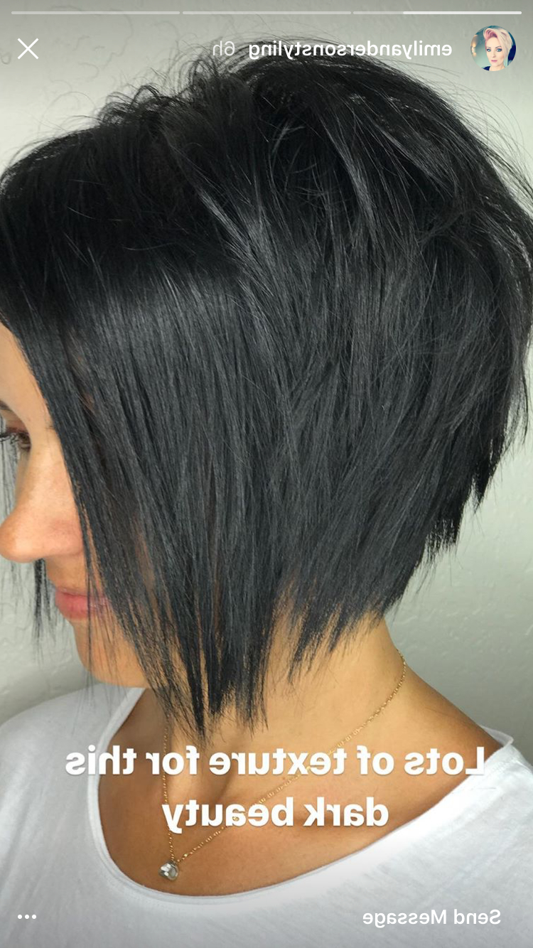 Pin On Hair With Regard To Widely Used Very Short Boyish Bob Hairstyles With Texture (Gallery 13 of 20)