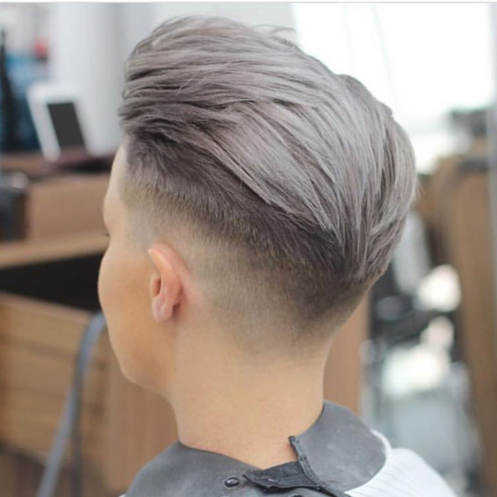 Pin On Mens Hairstyles Within Best And Newest Cool Silver Asian Hairstyles (Gallery 10 of 20)