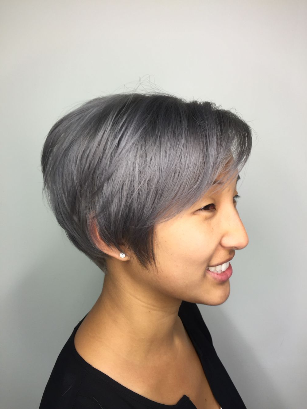 Pin On Pixie Hairstyles Regarding Newest High Pixie Asian Hairstyles (View 15 of 20)