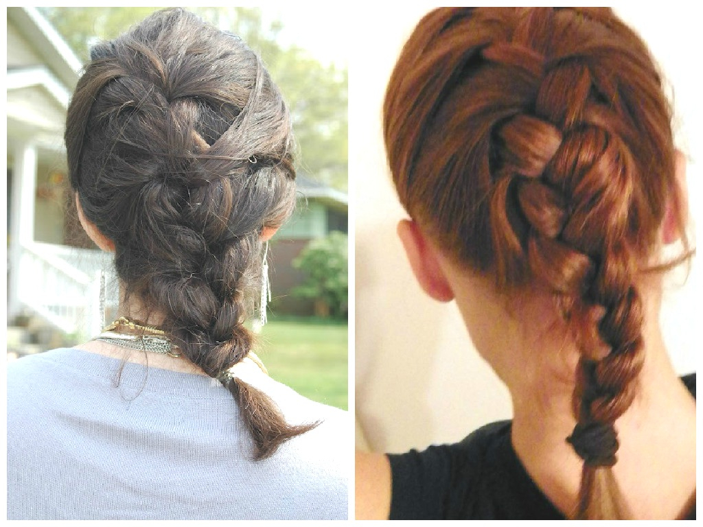 Popular Braided Shoulder Length Hairstyles Intended For Hairstyles : Braided Hairstyles For Medium Amusing Braids (View 10 of 20)