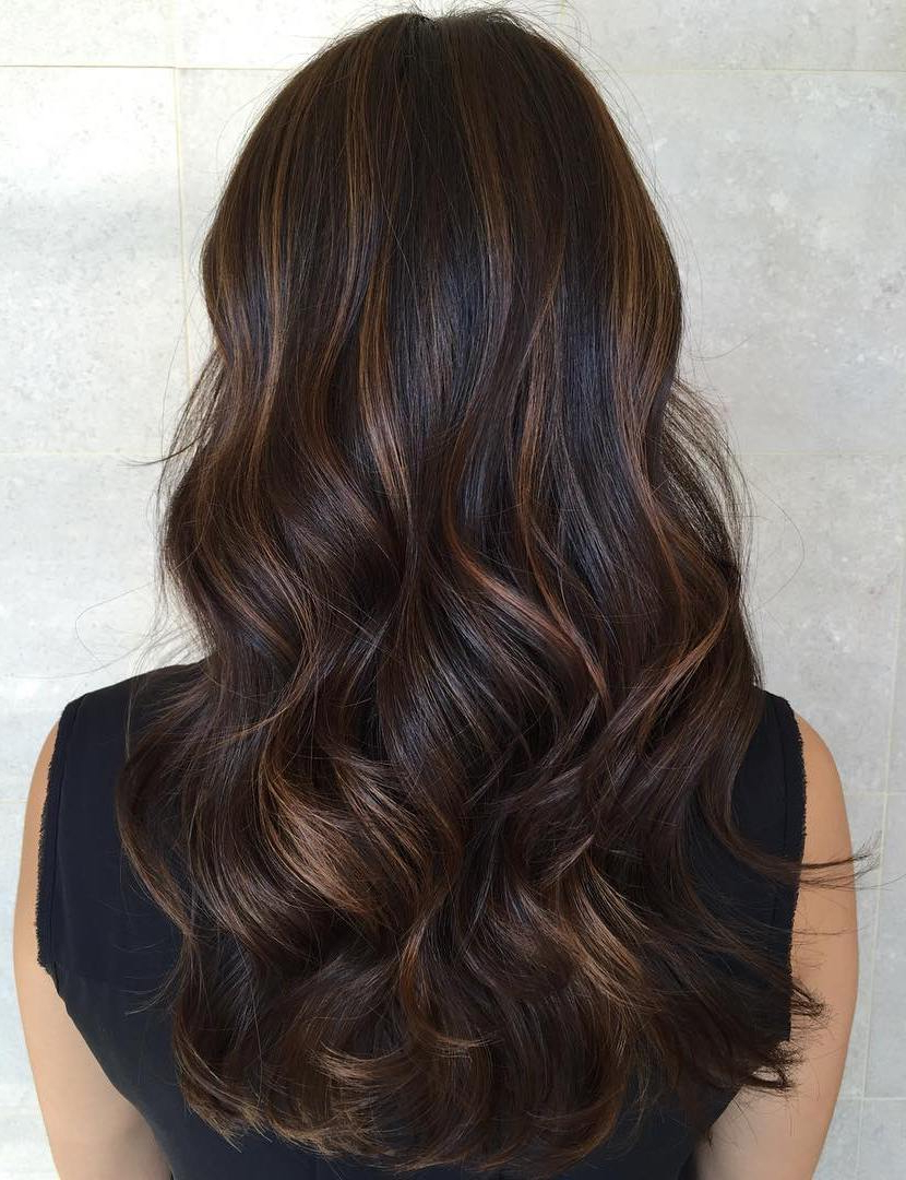 Popular Long Waves Hairstyles With Subtle Highlights With 20 Must Try Subtle Balayage Hairstyles (Gallery 5 of 20)