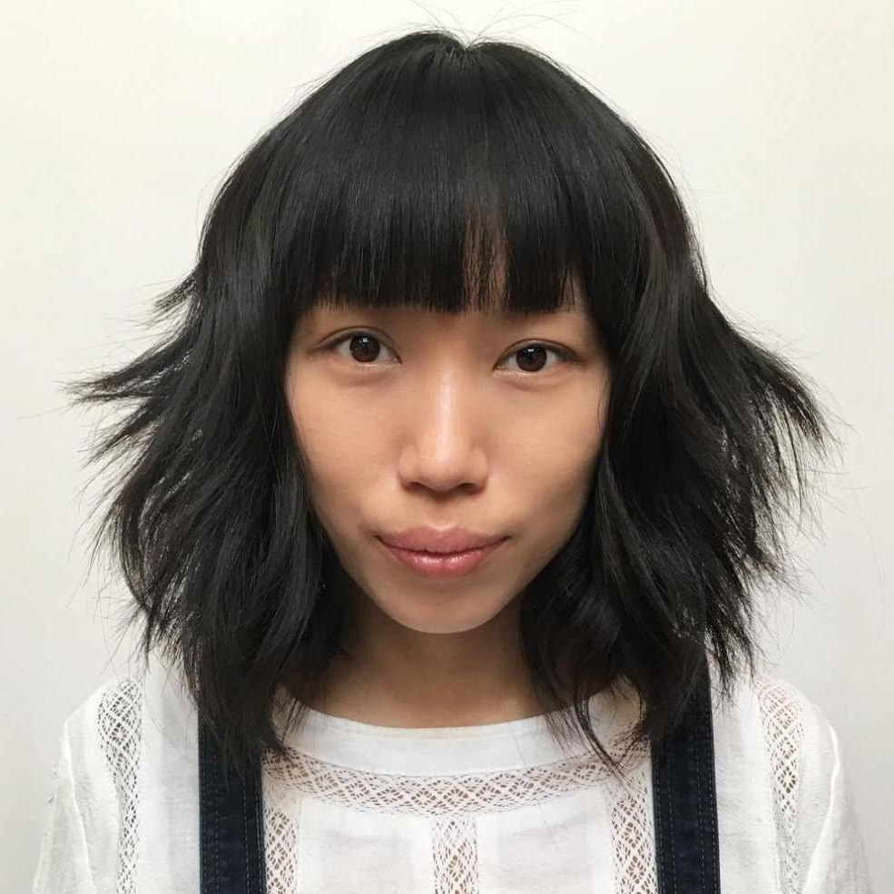 Preferred Modern Shaggy Asian Hairstyles In 30 Modern Asian Hairstyles For Women And Girls In (View 3 of 20)