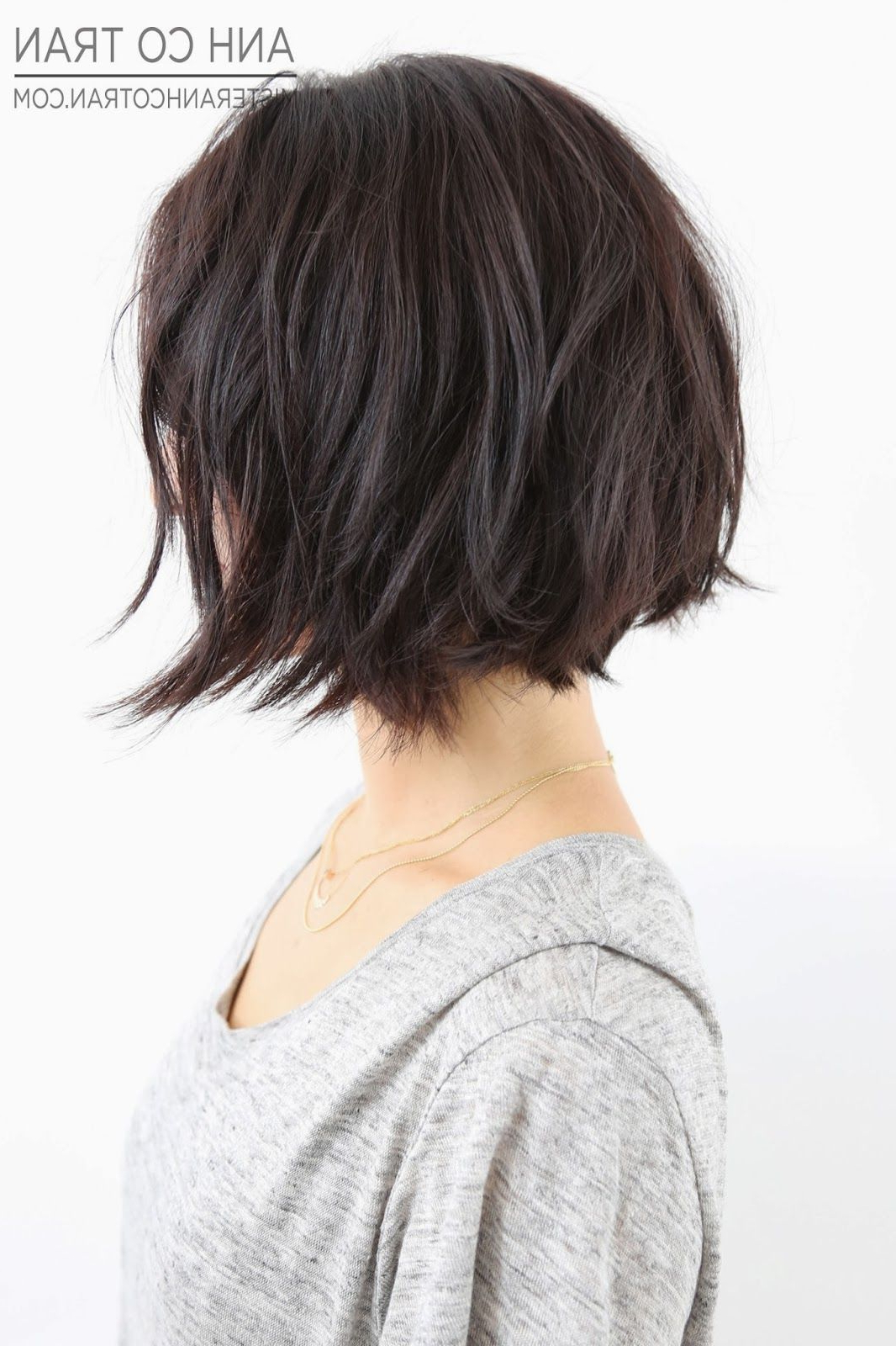Preferred Ragged Bob Asian Hairstyles With Regard To Pin On Shorter Hair (Gallery 2 of 20)
