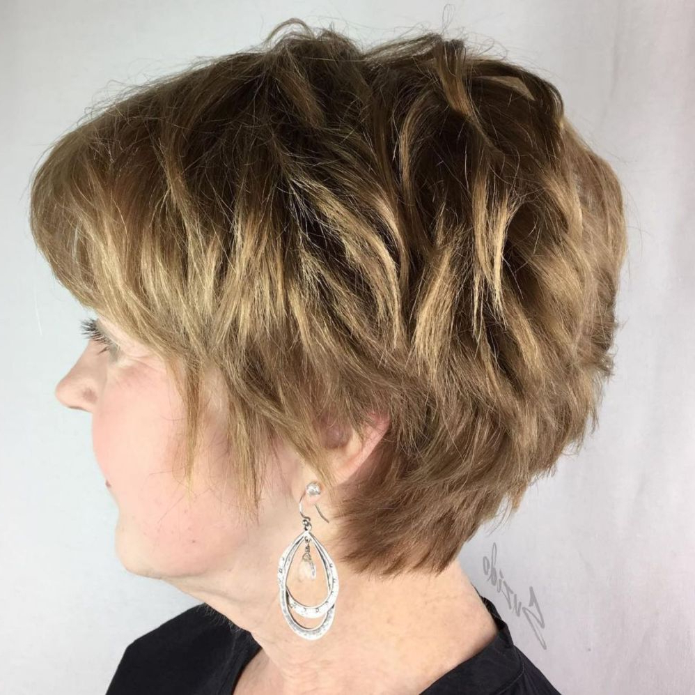 Preferred Textured Pixie Asian Hairstyles Inside 60 Best Hairstyles And Haircuts For Women Over 60 To Suit (View 17 of 20)