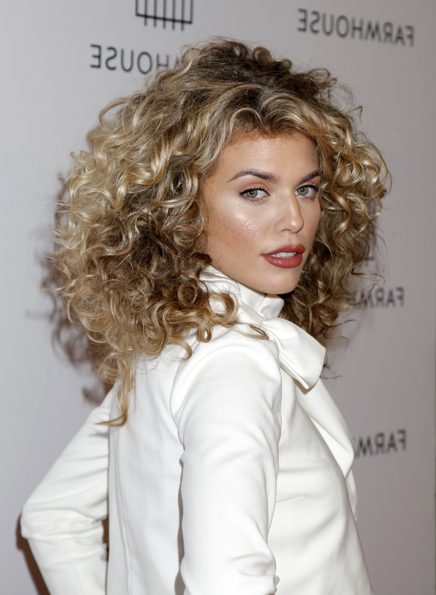 Real Simple For Recent Soft Highlighted Curls Hairstyles With Side Part (View 6 of 20)