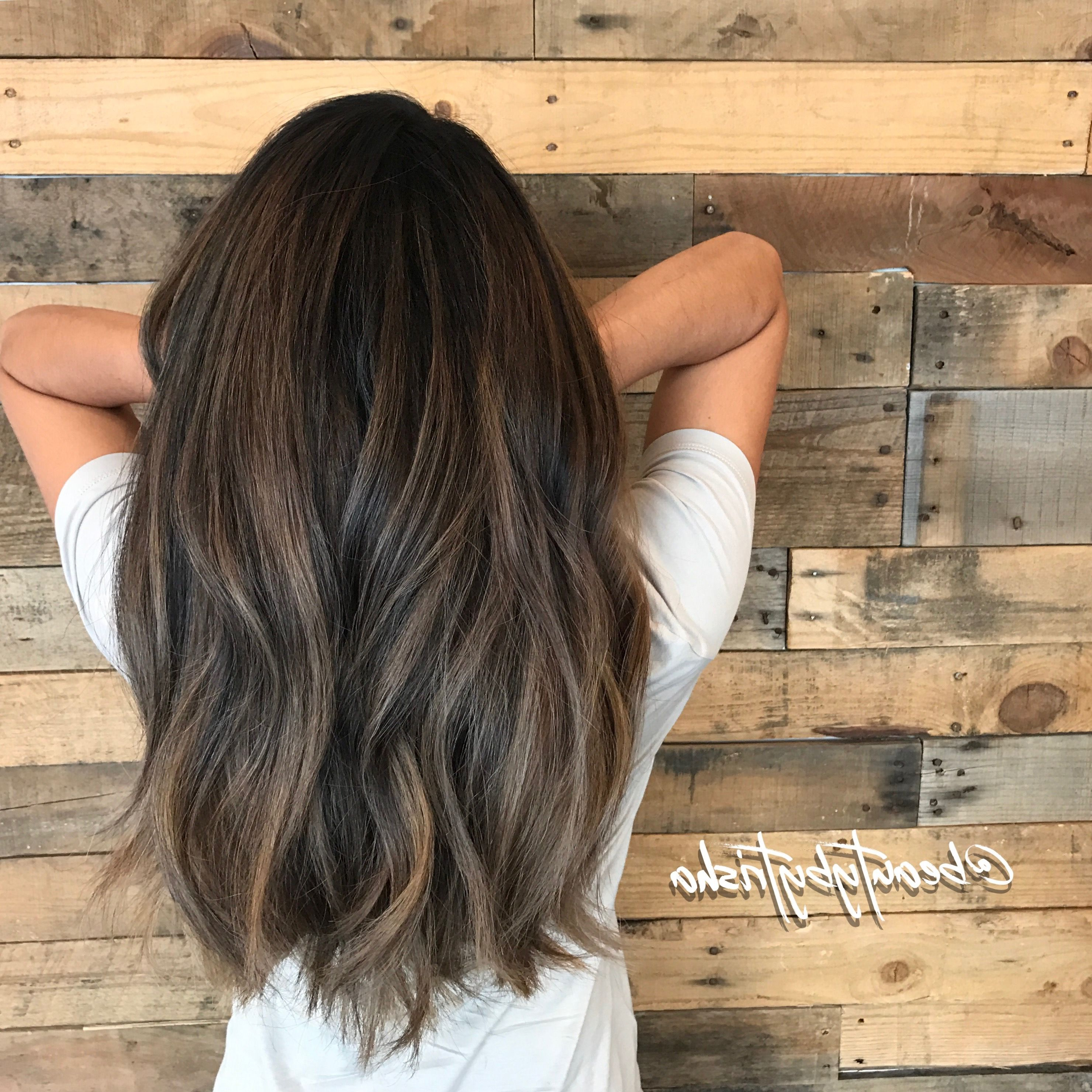 Recent Soft Ombre Waves Hairstyles For Asian Hair In Pin On Maui Hair Studio (View 15 of 20)