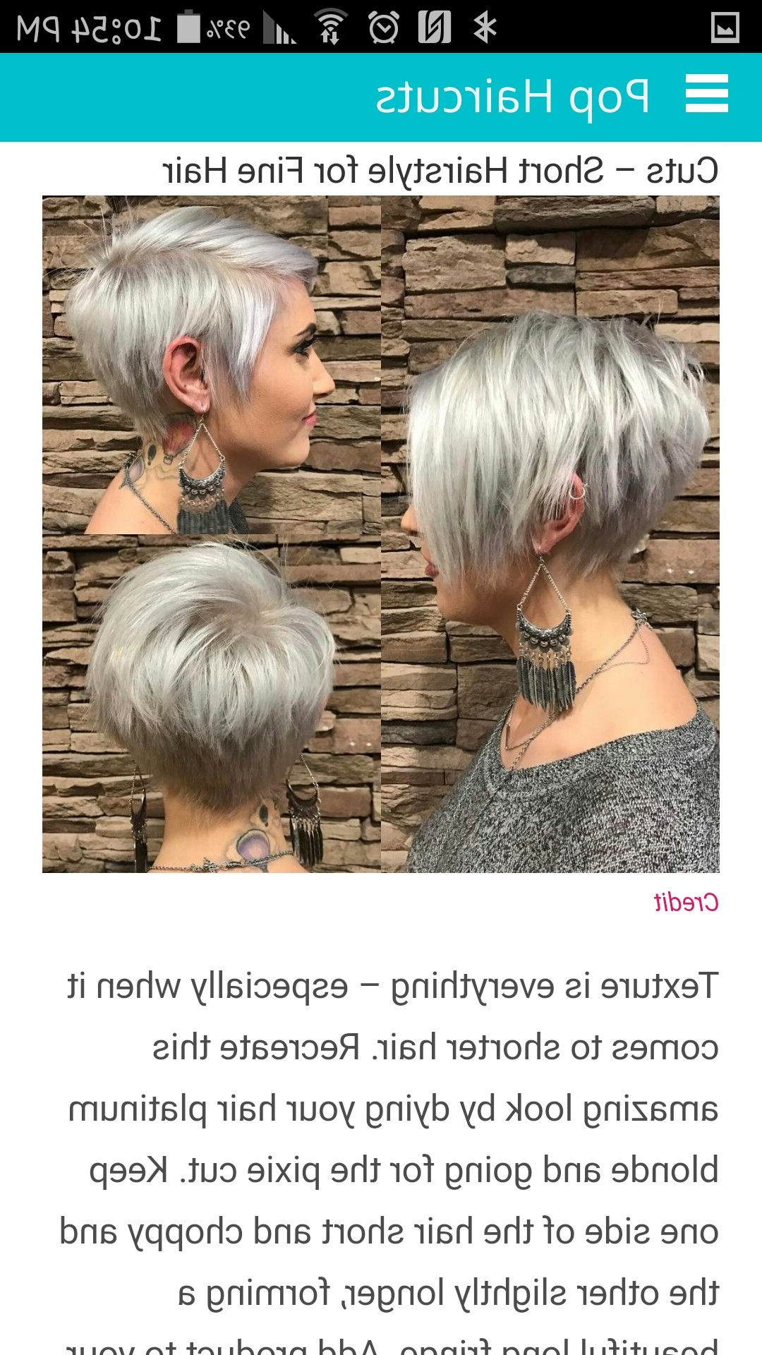Recent Wavy Asymmetric Bob Hairstyles With Short Hair At One Side Pertaining To Pin On Hair (View 4 of 20)