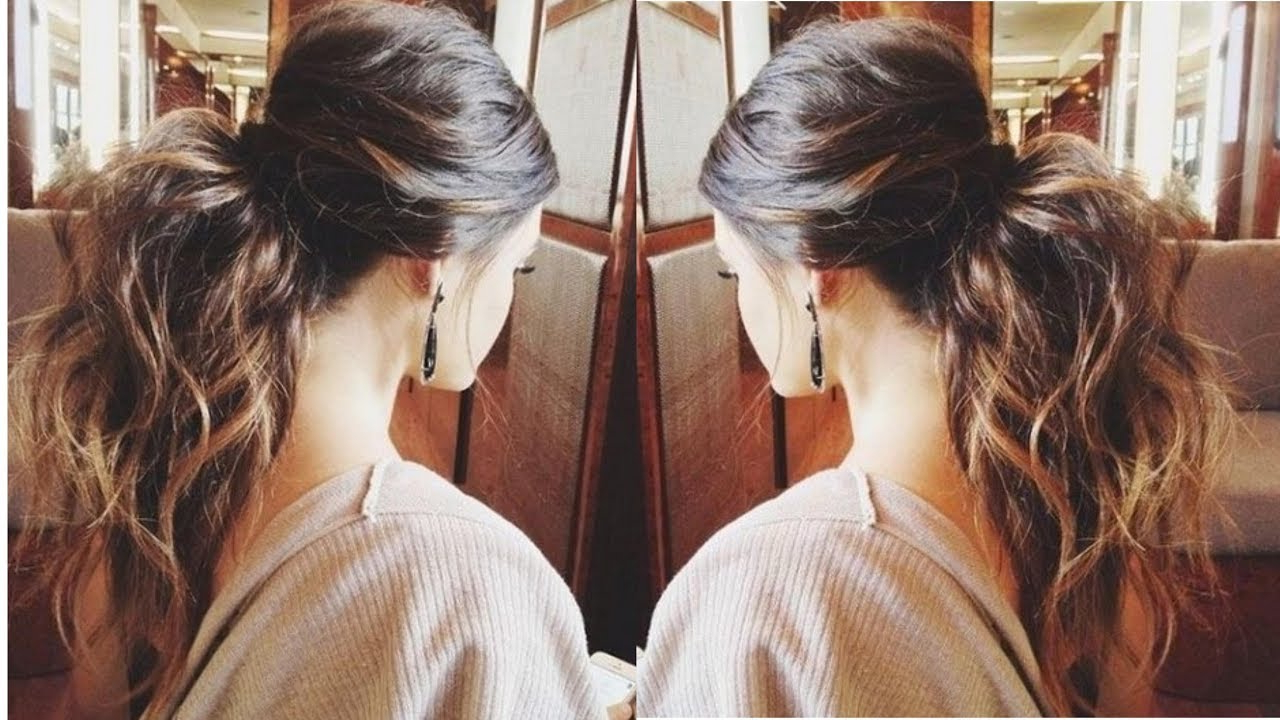 Textured Ponytail👌 (View 17 of 20)