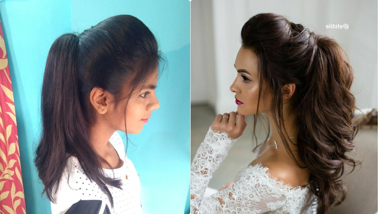 The Perfect High Ponytail With Puff (View 16 of 20)