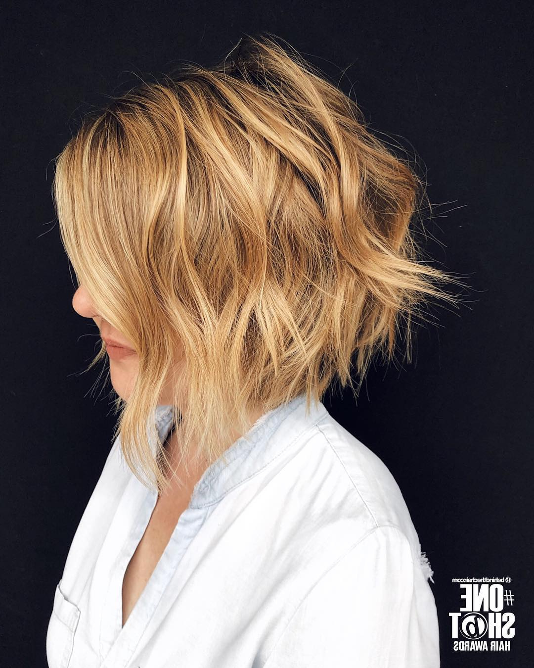 Top 10 Best Short Bob Hairstyles For Summer, Short Haircuts 2019 Intended For Newest Pink Asymmetrical A Line Bob Hairstyles (View 19 of 20)