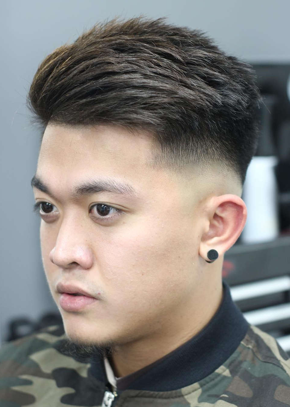 Top 30 Trendy Asian Men Hairstyles 2019 Intended For Popular Classic Straight Asian Hairstyles (View 6 of 20)