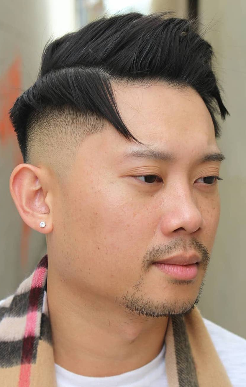 Top 30 Trendy Asian Men Hairstyles 2019 With Regard To Most Popular Neon Long Asian Hairstyles (View 11 of 20)