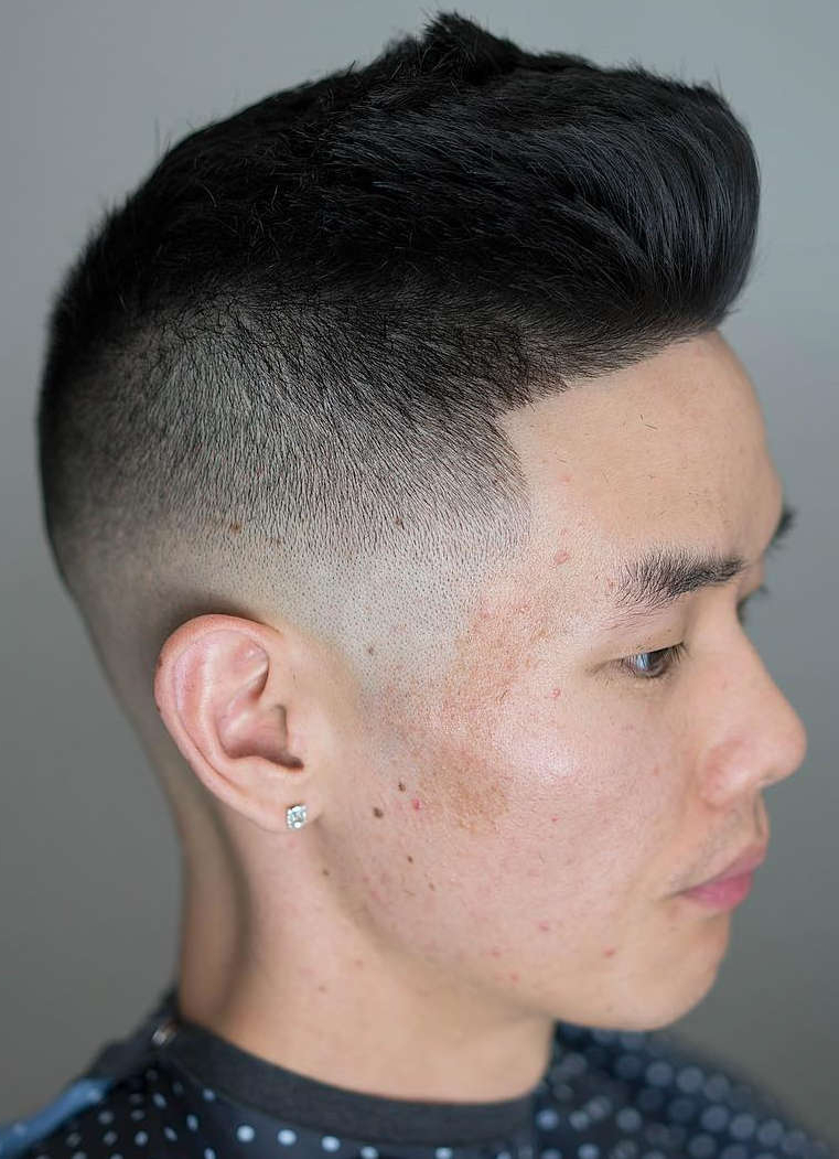 Top 30 Trendy Asian Men Hairstyles 2019 With Well Known Classic Straight Asian Hairstyles (View 8 of 20)