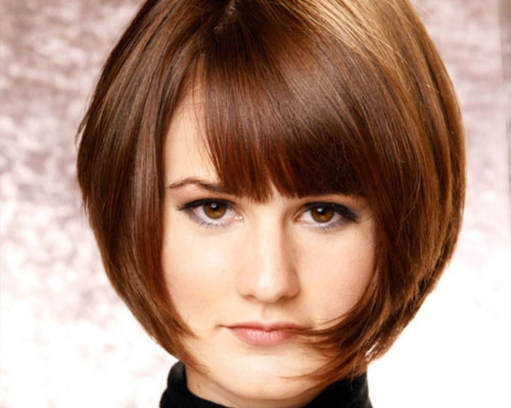 Trendy Classic Bob Hairstyles With Side Part With Regard To Classic Bob Haircuts For Women (View 2 of 20)