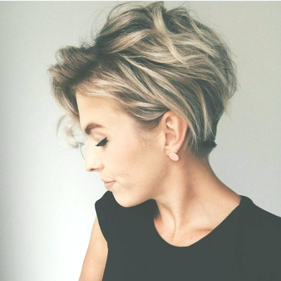 Trendy Messy Pixie Asian Hairstyles Intended For 10 Messy Hairstyles For Short Hair – Quick Chic! – Hair (View 19 of 20)