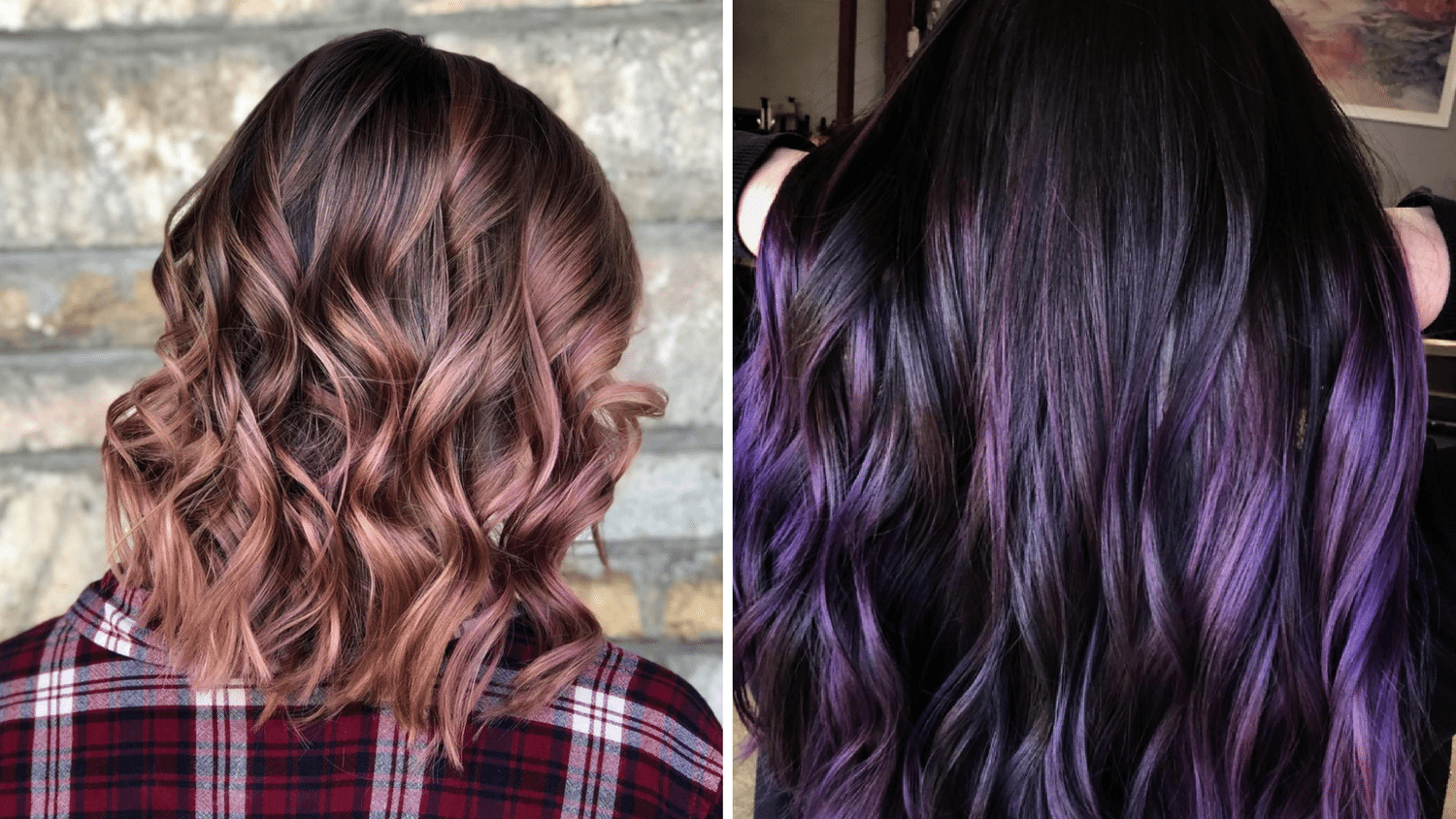 Trendy Ravishing Smoky Purple Ombre Hairstyles Inside Trendy Hair Colors To Try Right Now – Simplemost (View 9 of 20)