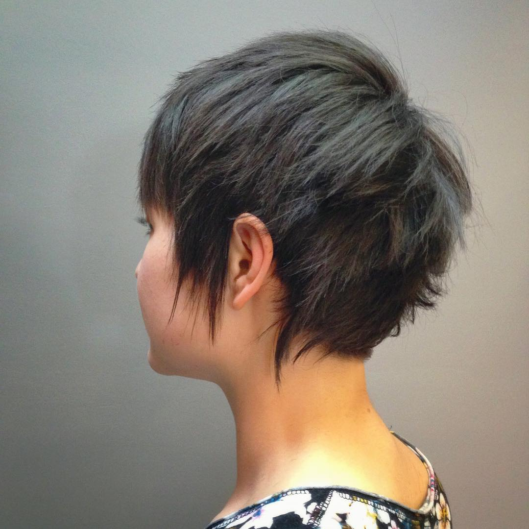 Well Known Bold Asian Pixie Haircuts With Short Hairstyles: 15 Cutest Short Haircuts For Women Of All Ages (Gallery 12 of 20)