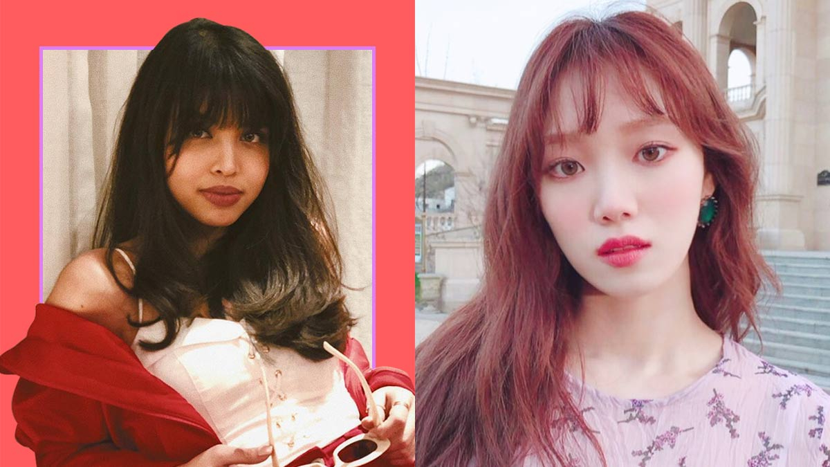 Well Liked Eye Covering Bangs Asian Hairstyles Inside A Guide To Different Bangs Hairstyles (Gallery 4 of 20)