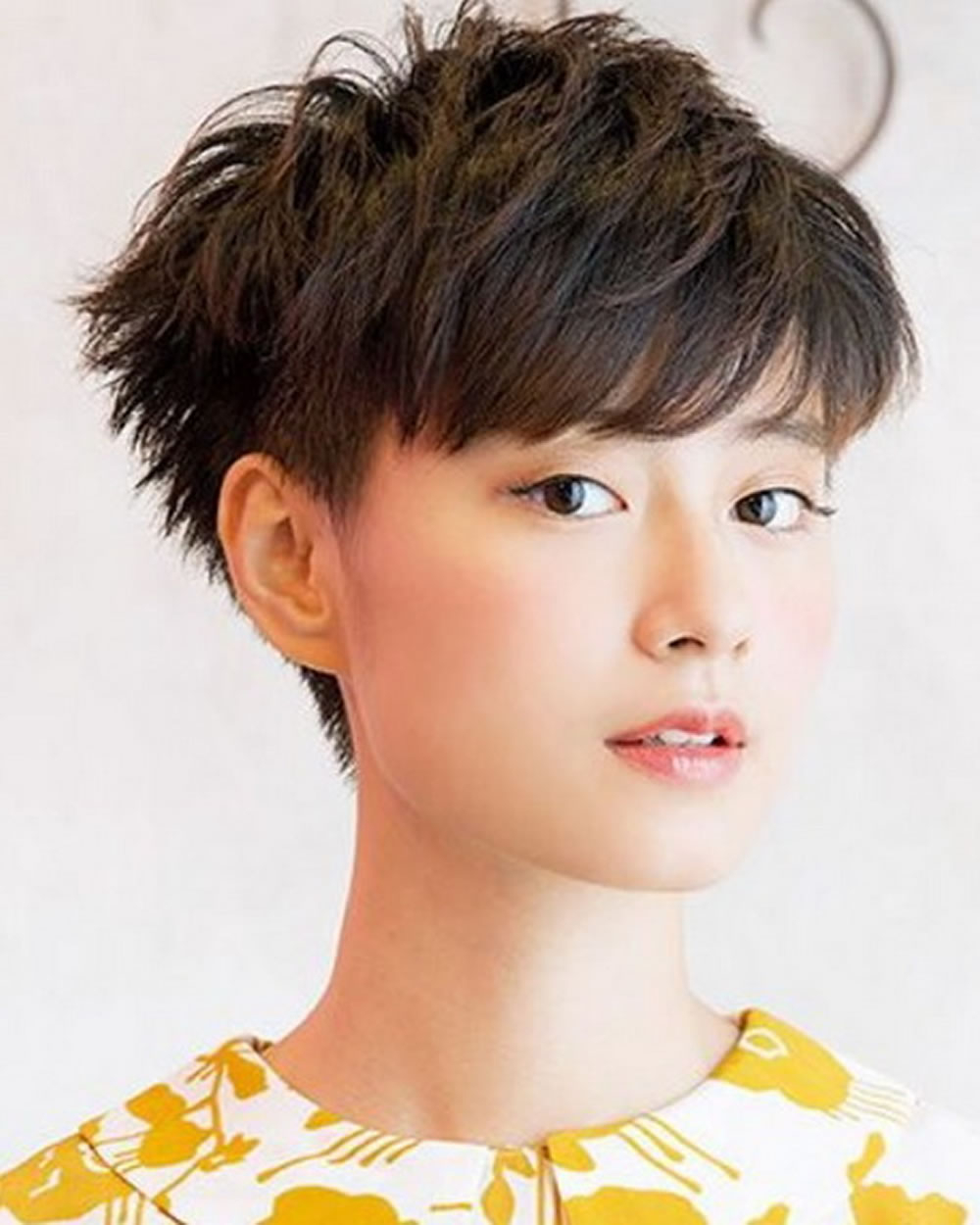 Well Liked Messy Pixie Asian Hairstyles Inside Pixie Haircuts For Asian Women (Gallery 2 of 20)