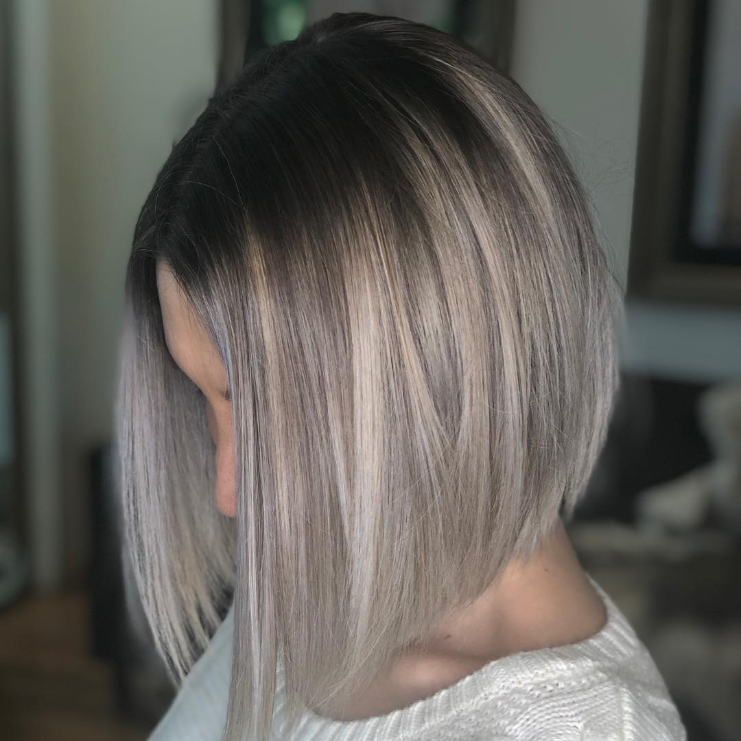 10 Pretty Bob Haircut Trends To Try Now, Short Hairstyles With Regard To Sun Kissed Bob Haircuts (View 14 of 20)