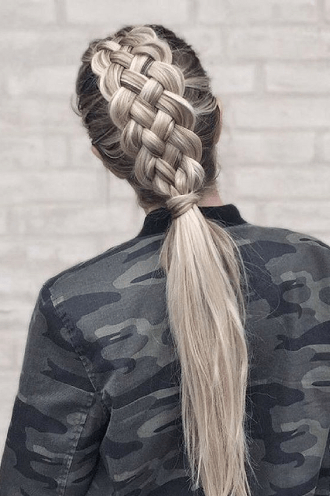 13 Hairstyles Perfect For The Gym – Cassie Scroggins Inside Most Recent Cassie Bun Mohawk Hairstyles (Gallery 19 of 20)