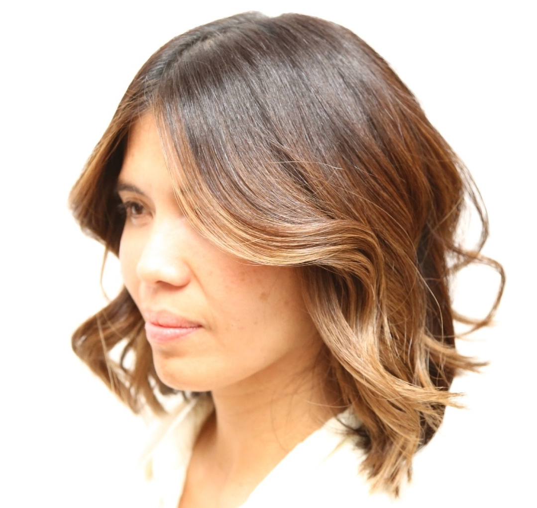 15 Long Bob Haircuts And Hairstyles For An Attractive Look Pertaining To Sun Kissed Bob Haircuts (View 12 of 20)