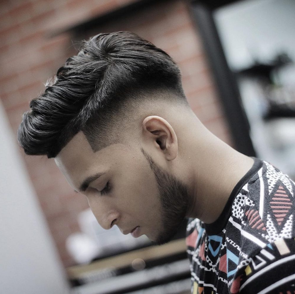 17 Greatest Low Fade Haircuts For Men In 2019 Within Most Recently Released Sharp And Clean Curly Mohawk Haircuts (Gallery 20 of 20)
